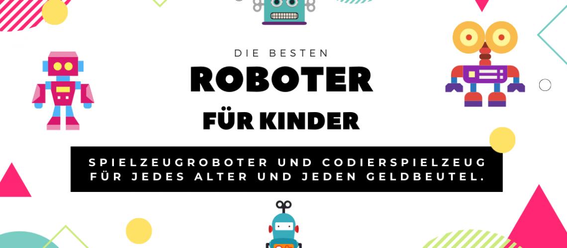 Spielzeug-Roboter-Blog-Banner